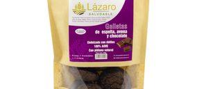 Una pequeña empresa desarrolla sendas gamas de galletas y harinas en doypack