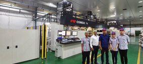Un fabricante indonesio compra dos máquinas de Comexi