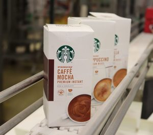 Nestlé extiende el acuerdo con Starbucks y lanza nuevos productos de café