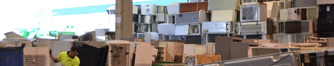Análisis del sector de Reciclaje de electrodomésticos en España 2020