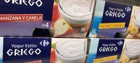 Andros se consolida entre los cinco grandes y crece más de un 20% en yogures