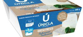 CLUN refuerza su marca prémium con una gama de queso fresco