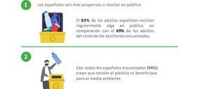 El 82% de los españoles reconoce que no reciclan tanto plástico como deberían