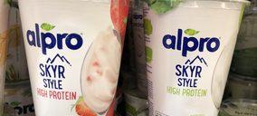 El 14,5% de las ventas mundiales de yogures y postres de Danone ya son plant-based