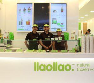 Llaollao abre su segundo local en Guatemala