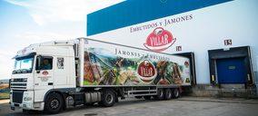 Cárnicas Villar ampliará su capacidad logística
