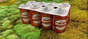 Mahou San Miguel elimina el plástico de sus packs