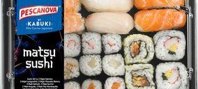 Nueva Pescanova se hace con el control de la línea de sushi que mantenía con Kabuki