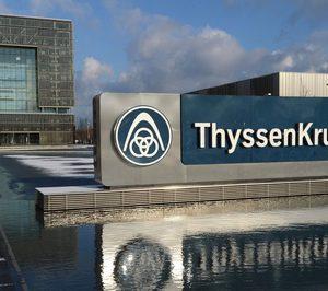 Thyssenkrupp vende su división de ascensores a los fondos Advent y Cinven