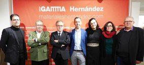 Materiales Hernández renueva sus instalaciones
