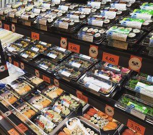 Los grandes toman posiciones en sushi: Mowi ficha por Lidl y Nueva Pescanova toma el control de Katei