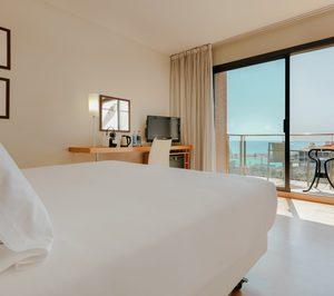 Meridia compra un hotel de Hesperia en Barcelona