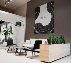 Saloni estrena nuevo showroom en su sede