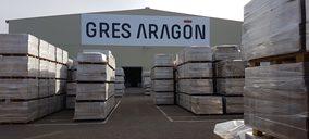Gres de Aragón pone en marcha su segunda fábrica tras invertir 15 M€