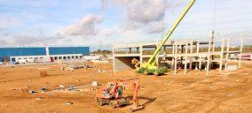 Scania comienza las obras de su nueva sede en Madrid