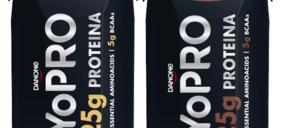 Danone: nuevo nicho para 'Oikos', batidos proteicos y guerra al azúcar