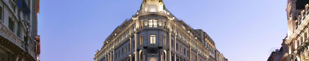 Centro Canalejas: Apuesta por el lujo en el corazón de Madrid