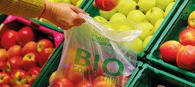 Juan Fornés (masymas) elimina las bolsas de plástico en la sección de frutas y verduras