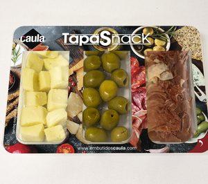 Embutidos Caula invierte para posicionarse en tapas y snacks