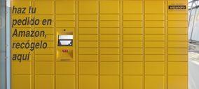 Amazon incorpora sus Lockers en un importante operador de retail electro