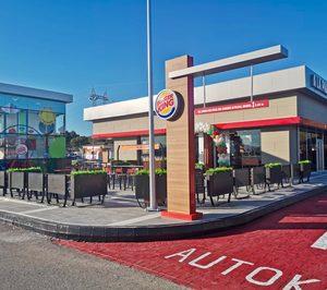 Burger King absorbe las explotadoras de Grupo Kam