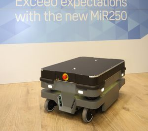 Mobile Industrial Robots lanza el MiR250 para el sector de bebidas y alimentación