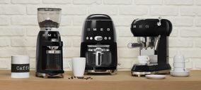 Smeg presenta un nuevo molinillo de café