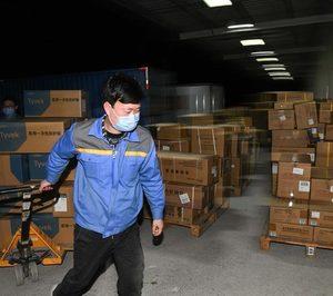 Incertidumbre y expectación ante el coronavirus en el sector logístico