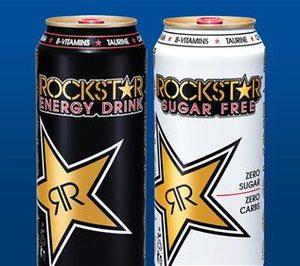 Pepsico compra la compañía de bebidas energéticas Rockstar por 3.400 M