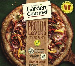 Nestlé amplía la oferta convenience de Garden Gourmet