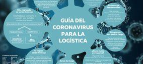 UGT, CCOO y UNO lanzan una guía del coronavirus específica para la logística