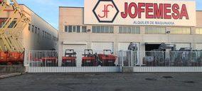 Jofemesa estrena un nuevo almacén de maquinaria en Madrid