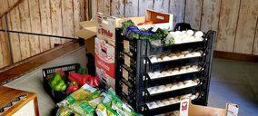 La Mafia se Sienta a la Mesa dona alimentos a comedores sociales