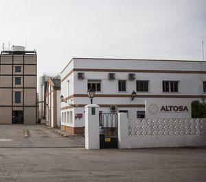 Destilerías Altosa presta sus instalaciones para fabricar alcohol sanitario