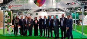 Cuatro países inician la creación de una interprofesional hortofrutícola europea