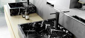 Nuovvo presenta su lavabo Athos de mármol natural