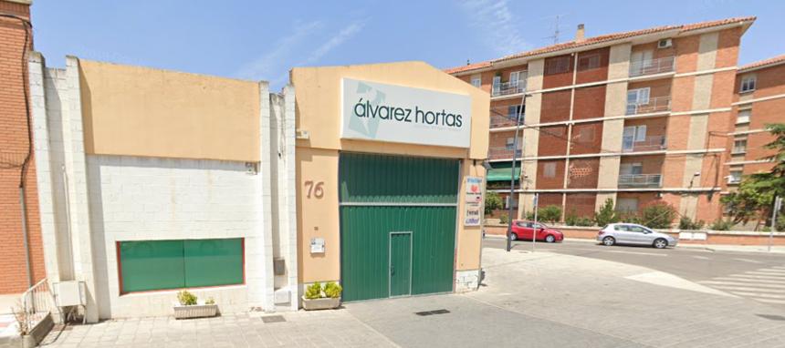 La distribuidora Álvarez Hortas echa el cierre