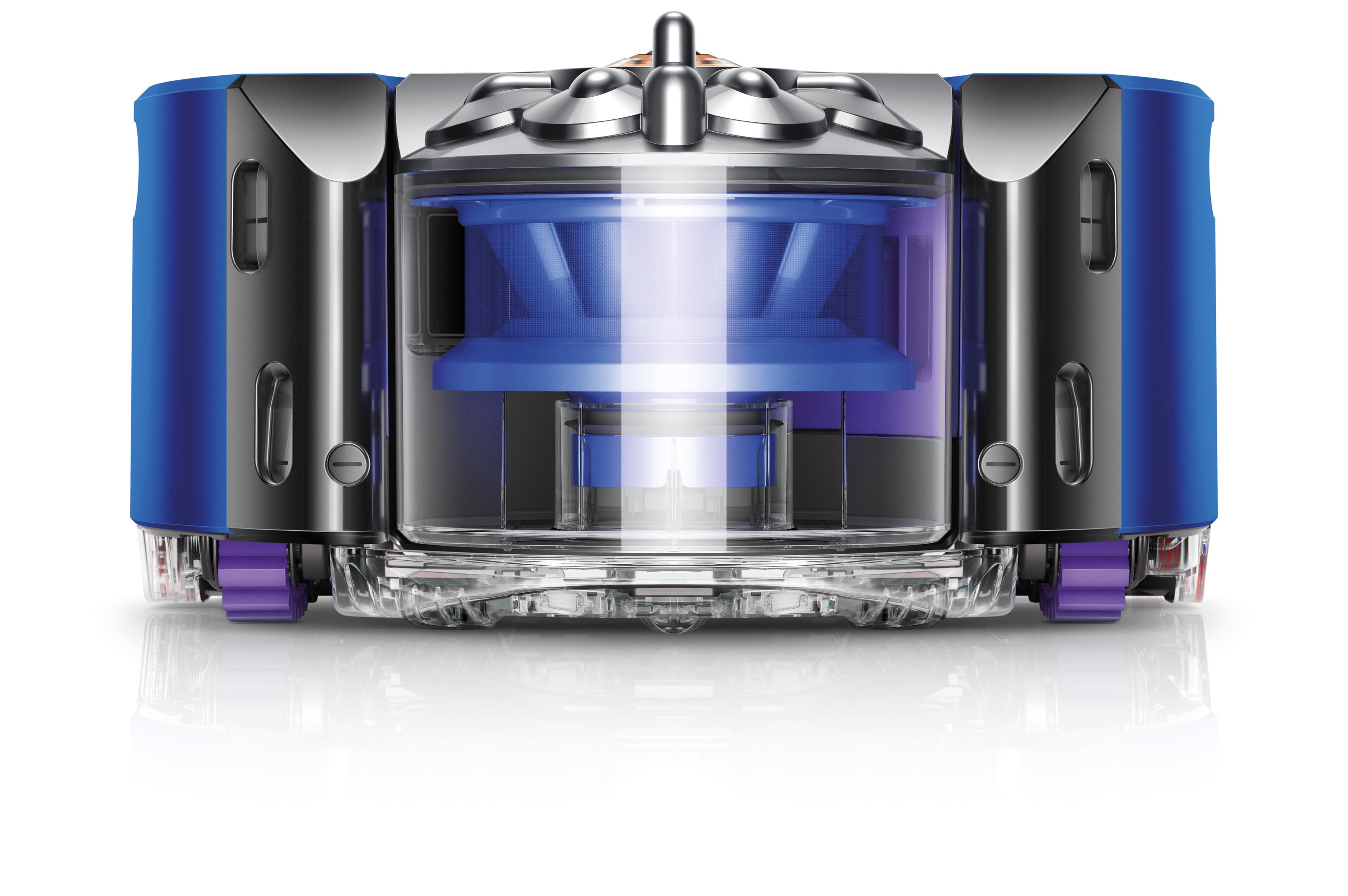 Dyson 360 Heurist, el robot aspirador que aprende