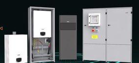 Ferroli lanza una nueva gama de calderas de condensación para calefacción central