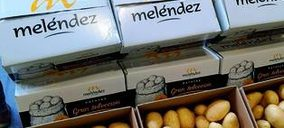 Patatas Meléndez invierte en la adquirida planta de Integral Potato