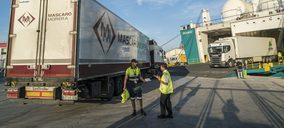 Baleària y Fred Olsen garantizan el suministro marítimo de mercancías a Canarias y Baleares