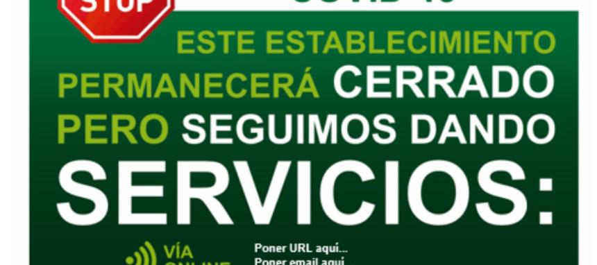 Nuevas Indicaciones Sobre El Cierre De Tiendas Electro Ante El