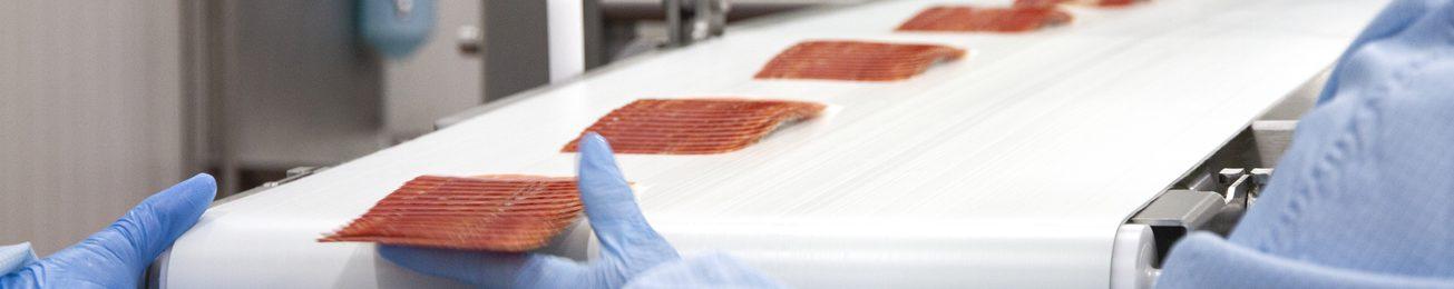Informe 2020 del sector de jamón blanco en España
