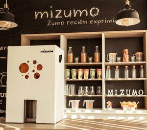 Mizumo presenta en Europa NextGen
