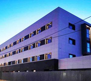 La nueva residencia de Santa María del Páramo, lista para su puesta en marcha