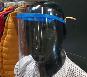 El híper E. Leclerc de Salamanca imprime en 3D equipos de protección para sus trabajadores
