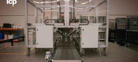 ICP incorpora un nuevo sistema robotizado de picking