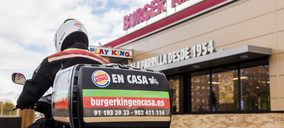 Burger King reanuda el servicio a domicilio en 116 establecimientos