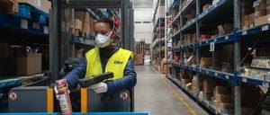 El coronavirus ratifica el papel fundamental que desempeña la logística