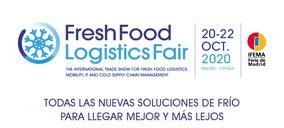 Fresh Food Logistics, el nuevo punto de encuentro para la cadena de frío se celebra en octubre